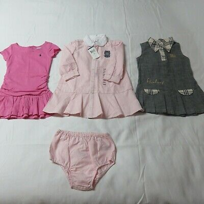 Ad Ebay Url Girls 24 Mths Clothes Lot 4 Pieces Juicy Couture Etc Baby Toddler Grouping Toddler Girl Outfits Check Dress Clothes