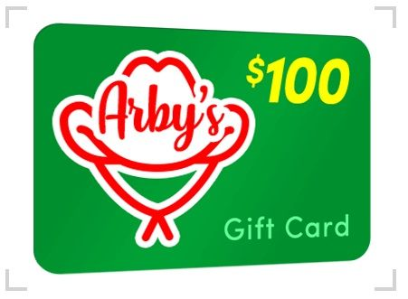 Get 100 To Eat At Arby S Now The 100 Eat Gift Card