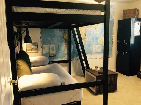 IKEA & Target Hacks for a Teen Boys Bedroom