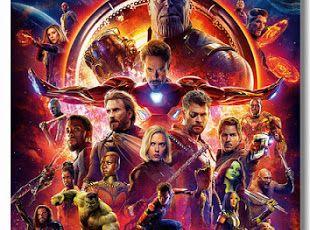 Avengers Infinity War 2018 Movie Hindi Dubbed Clean Audio Dual