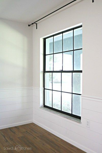 How To Paint Black Window Panes Black Window Trims Painted Window Frames Black Window Frames