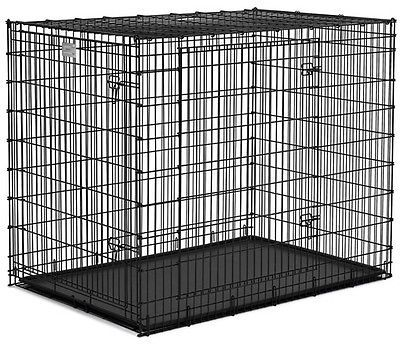 New Giant 54 2 Door Great Dane Dog Crate
