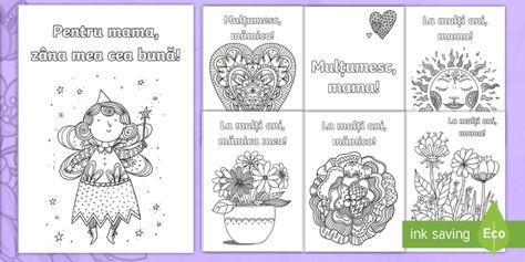 List Of Ziua Mamei De Colorat Images And Ziua Mamei De
