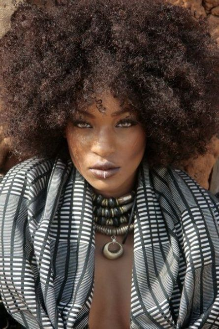 Image Result For Beautiful Black Women With Afros Natural Hair Styles Natural Afro Hairstyles Hair Styles