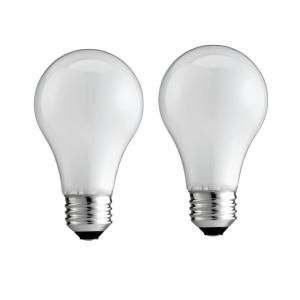 25 Watt A19 Dimmable Duramax Long Life Incandescent Light Bulb Soft White 2450k 2 Pack In 2020 Incandescent Light Bulb Light Bulb Bulb