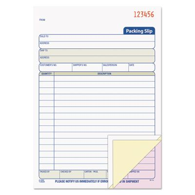 Traditional Onestep Index System, 12-Tab, Months, Letter, White - packing slip