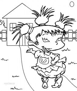 Kimi Rugrats Coloring Pages Cartoon Coloring Pages Coloring Pages Coloring Books