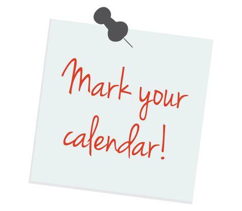 Best Mark Your Calendar Clip Art 23057 Clipartion Com Calendar Clipart Happy Birthday Clip Art Clip Art