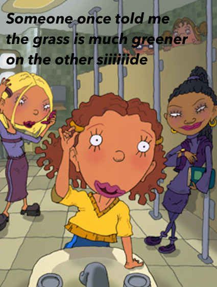 Macy Gray As Told By Ginger : ginger, Gray,, Between