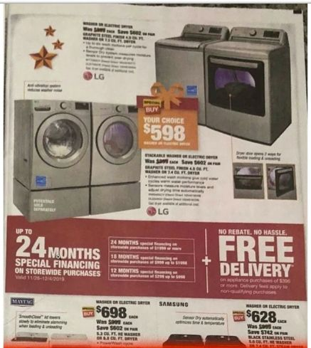 Home Depot Black Friday 2020 Deals Offers Discount Ad Released Home Depot Coupons Black Friday Ads Black Friday