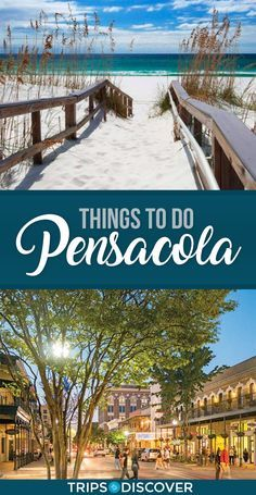 An alluring coastal town with endless opportunities for exploration, here are the best things to do in Pensacola. Pensacola Beach Florida, Florida Beaches, Pensacola Florida Restaurants, Gulf Breeze Florida, Navarre Beach Florida, Florida Usa, Chicago Restaurants, Florida Keys, City Beach