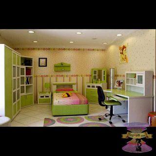 ارقى وأجمل الوان دهانات غرف نوم اطفال مودر ن 2021 Top4 In 2021 Bedroom Design Kids Room Design Bedroom Color Schemes