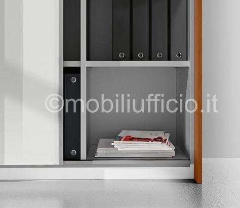 Armadi Archivio Ante Scorrevoli.Comp Ca063 Armadio Archivio Per Ufficio Operativo O