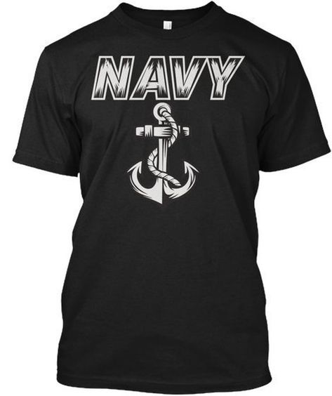 Navy T Shirt, US Navy, US Navy Tees, Military Shirts, US Military