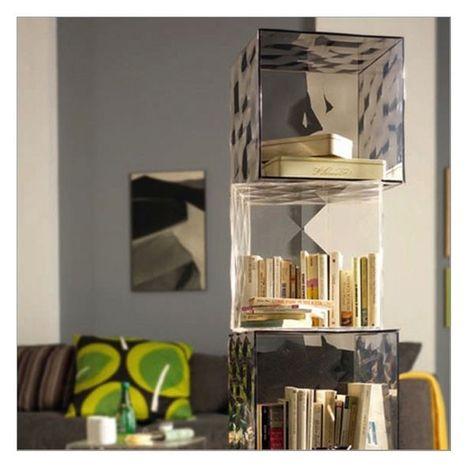 Design Bijzettafel Kartell.Optic Opbergmand Kartell Ideeen Voor Thuisdecoratie