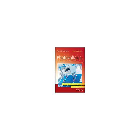 Photovoltaics - 2 Edition by Konrad Mertens (Hardcover)