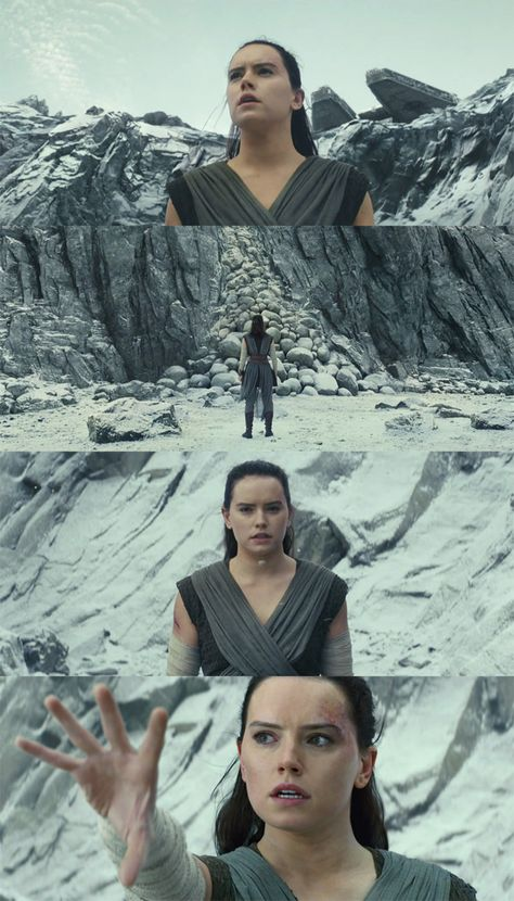 Redefining The Hero: The Referential Star Wars Costumes of Rey in