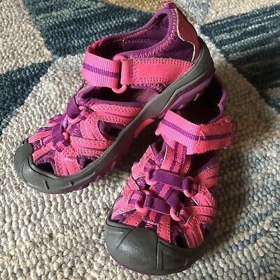 Merrell Toddler Girl/'s Hydro Hiker Pink Sandals
