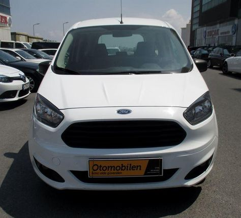 Ford Tourneo Courier 1 6 Tdci Trend Goruntuler Ile Otomobil
