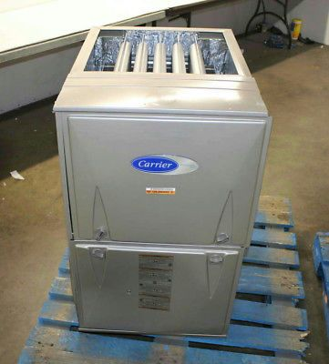 Carrier Infinity 59t06a 100000 Btu 96 Condensing Nat Gas Furnace Carrier Furnace Gas Furnace Furnace