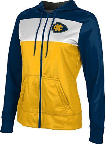 ProSphere Brown University Girls Pullover Hoodie Ripple School Spirit Sweatshirt