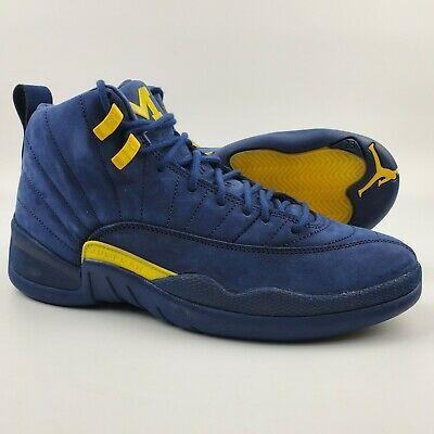 Nike Air Jordan 12 Retro Michigan
