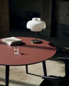 Copenhagen Table Lamp Sc13 By Tradition Contemporary Lighting Design Sculptural Chair Lamp