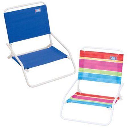 Sc580 Ts 1 Position Steel Beach Sand Chair Walmart Com In 2021 Sand Chair Beach Sand Camping Furniture