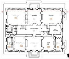 Chateau De Bouges Interior Pinterest Castle Floor Plan Castle Und Floor Plans