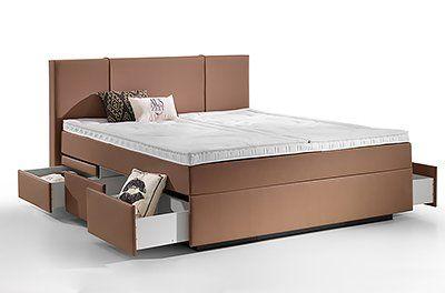 Die Vielen Vorteile Eines Grossen Bettes 6 Drawer In 2019 Bett