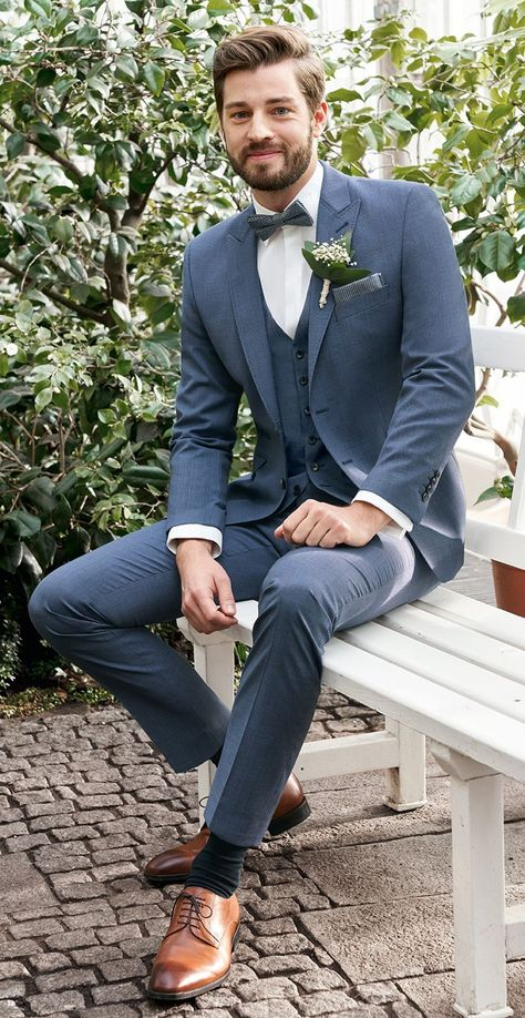 Wilvorst: Modern Groom Outfits - Say