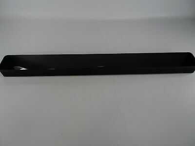 Bose Soundtouch 300 Soundbar System Black W Generic Power Cord Glass Top Sound Bar Speaker Wall Mounts Glass Top