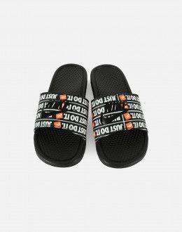 Nike Men's Benassi JDI Slides | Fashion