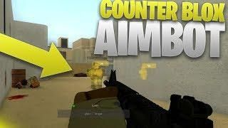 Aimbot Esp Counter Blox Roblox Hack Script Working Roblox