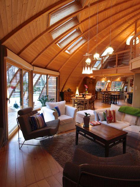 52 best Maison ecolo cabanes tiny house images on Pinterest