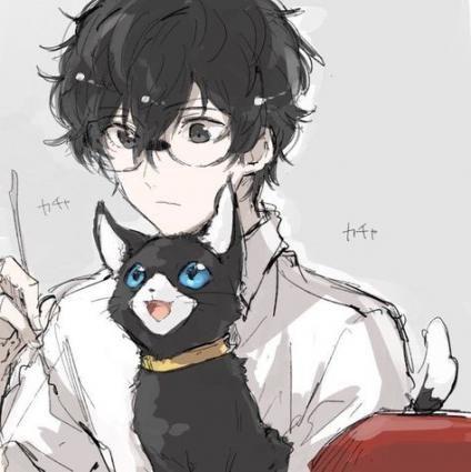 Anime Boy Glasses Aesthetic Anime Anime Cute Art