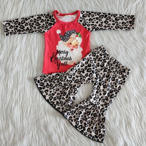 Cute Outfit Christmas - 6-12M