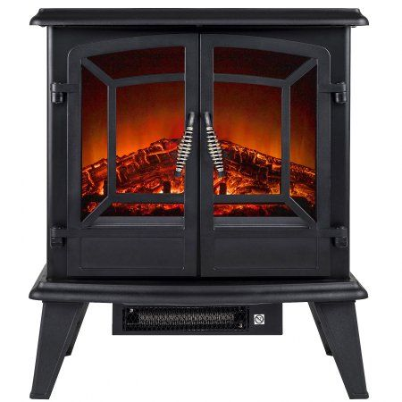 Home Improvement Electric Fireplace Heater Black Electric Fireplace Fireplace Heater