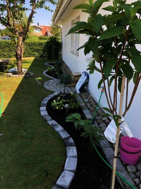 Landscape Rear Garden Landscape Design My Backyard Small