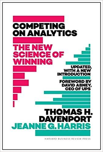 Competing On Analytics The New Science Of Winning Chicago Cubs Thomas Davenport Libros