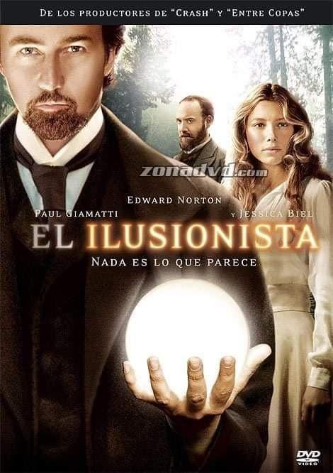 Pin De Miguel Soto En Cine Peliculas Completas El Ilusionista Peliculas Completas En Castellano