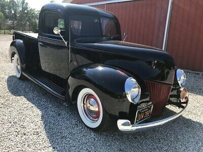 Buy Used 1940 Ford Truck 3 4 Ton Flatbed Few Made 1857 Fewer