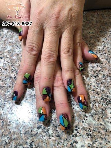Do Nails Ii Nails Salon 19007 Nails Salon Bristol Manicure Nail Services How To Do Nails