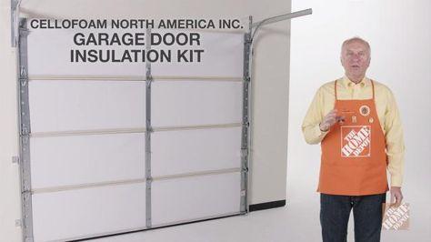 Exactly How to Insulate a Garage Door   Garage door cost Garage door manufacturers and Garage doors & Exactly How to Insulate a Garage Door   Garage door cost Garage ... pezcame.com