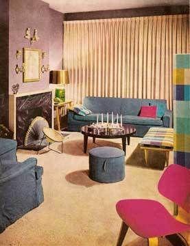 Better Homes Gardens Decorating Ideas 1001 Ideas 1960 1960s