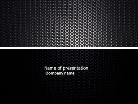 Laser Powerpoint Template Is A Free Laser Design Template For