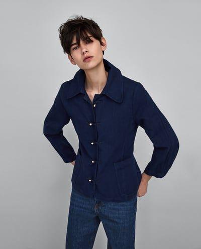 c089e6e9af Jeans zw premium floppy chino forest green | Haben wollen | Zara und ...