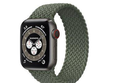 مواصفات ومميزات ساعة آبل Apple Watch Edition Series 6 Apple Watch Edition Apple Watch Wearable