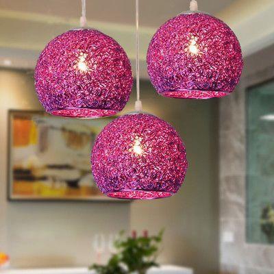 Purple Pendant Light Kitchen Modern Ceiling Lamp Bedroom Lighting Hotel Lights Modern Ceiling Lamps Ceiling Lamp Ceiling Lamps Bedroom