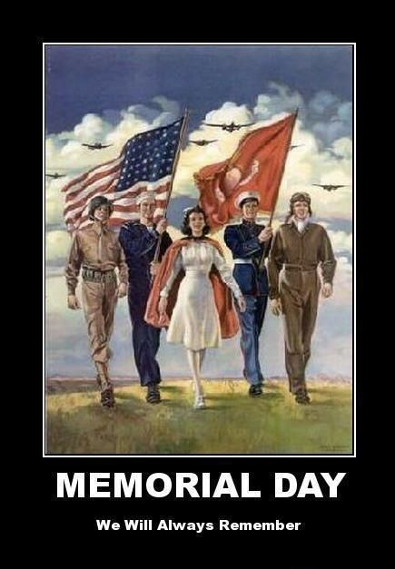 Collection Of Memorial Day Memes To Share On Facebook Memorial Day Meme Memorial Day Pictures Happy Memorial Day